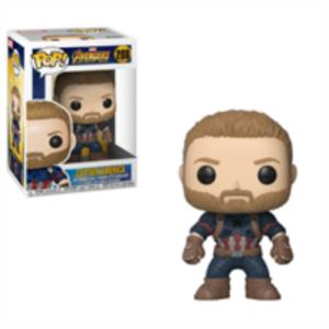 POP - AVENGERS INFINITY WAR CAPTAIN AMERICA