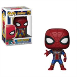 POP - AVENGERS INFINITY WAR IRON SPIDER