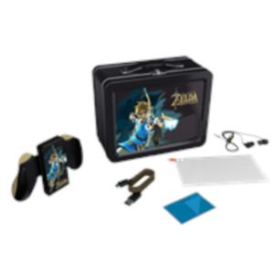 KIT DE ACCESORIOS POWER A LUNCHBOX KIT THE LEGEND OF ZELDA: BREATH OF THE WILD EDICION LINK PARA SWITCH
