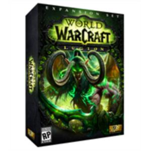 EXPANSION WORLD OF WARCRAFT: LEGION PC