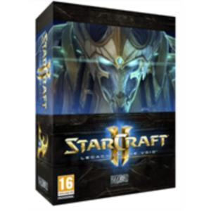 EXPANSIÓN STARCRAFT II:LEGACY OF VOID PC