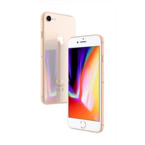 TELEFONO MOVIL LIBRE APPLE IPHONE 8 64GB GOLD REACONDICIONADO GRADO A
