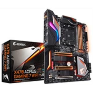 PLACA AMD RYZEN GIGABYTE X470 AORUS GAMING 7 WIFI AM4 DDR4 PCX ATX