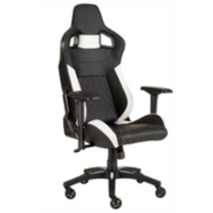 SILLA GAMING CORSAIR T1 RACE NEGRA/BLANCO