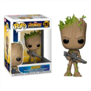 POP - AVENGERS INFINITY WAR GROOT