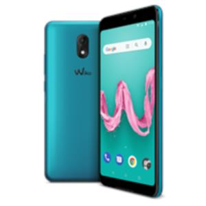 "TELEFONO MOVIL LIBRE WIKO LENNY5 5.7""HD+/QUAD CORE 1.3GHZ/1GB/16GB/ANDROID 8.0/TURQUESA"